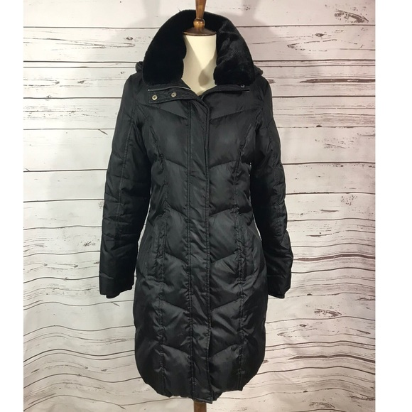 MICHAEL Michael Kors Jackets & Blazers - Michael Kors Black Puffer Coat